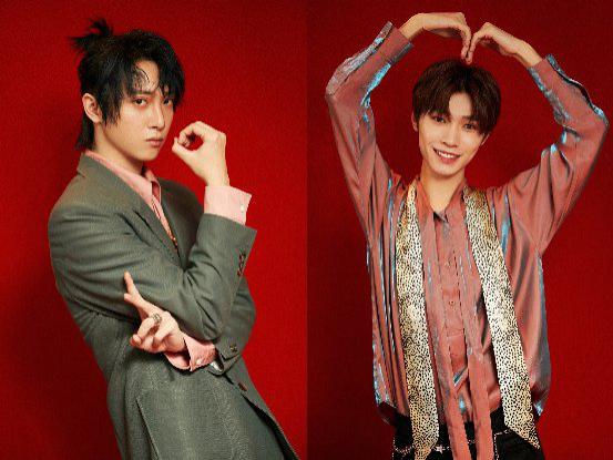 陈清少年出现在湖南跨年晚会上 演唱了《青春2020》主题曲